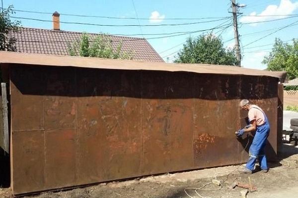 обработка стен