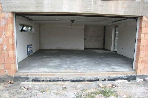 бетонный настил