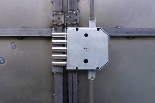 установка механизма