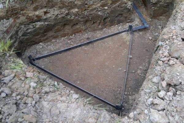 железный треугольник