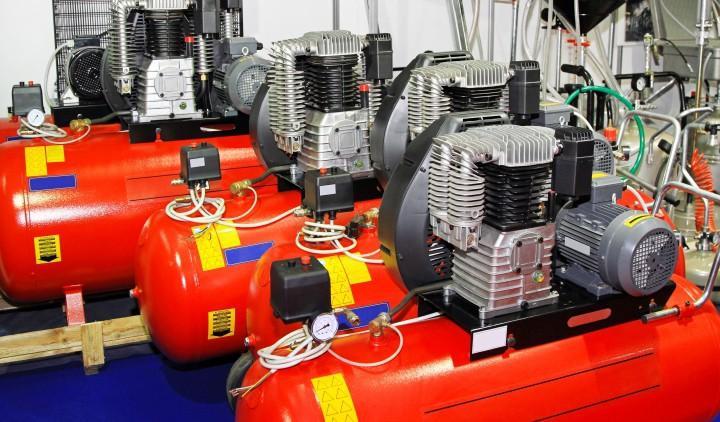 Роторные компрессоры
