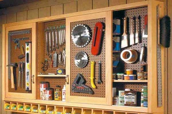 щиты для инструментов