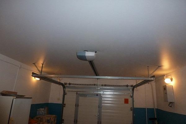 помещение гаража