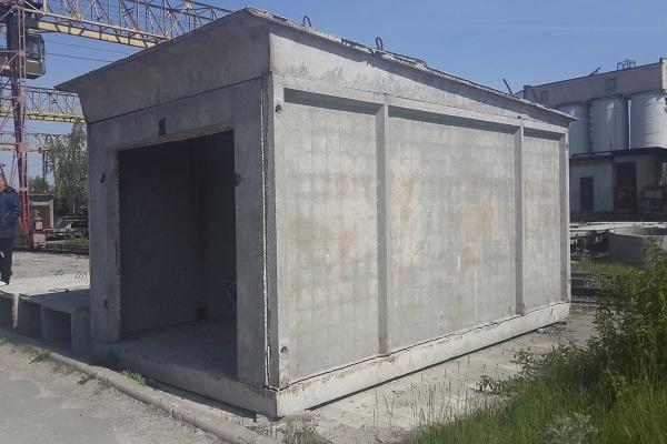 постройка из плит