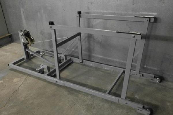 конструкция из метала